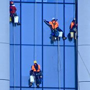 Industrial solutions rope rescue service