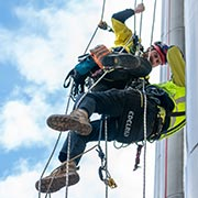 Health and safety rope rescue service
